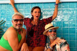 Las vacaciones de Olga Moreno: Playa y confidencias junto a sus compañeros de 'Supervivientes'