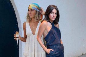 El bikini con el estampado más original que comparten Anna Ferrer y Lucía Rivera