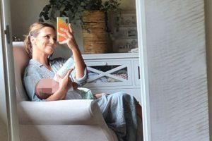 Paula Echevarría, cansada de las críticas por darle el biberón a su hijo, lanza una reflexión sobre la lactancia materna
