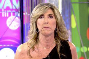Paz Padilla estalla al revelar el momento más «ruin, inhumano y doloroso» tras la muerte de su marido