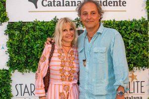 El look ideal de Eugenia Martínez de Irujo para ir al concierto de Rosario en Starlite
