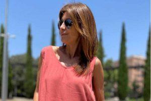 El radical cambio de look de Gema López en vacaciones