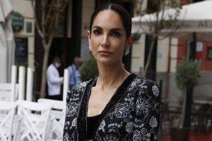 El look más rompedor de Eugenia Silva para una fiesta de cumpleaños