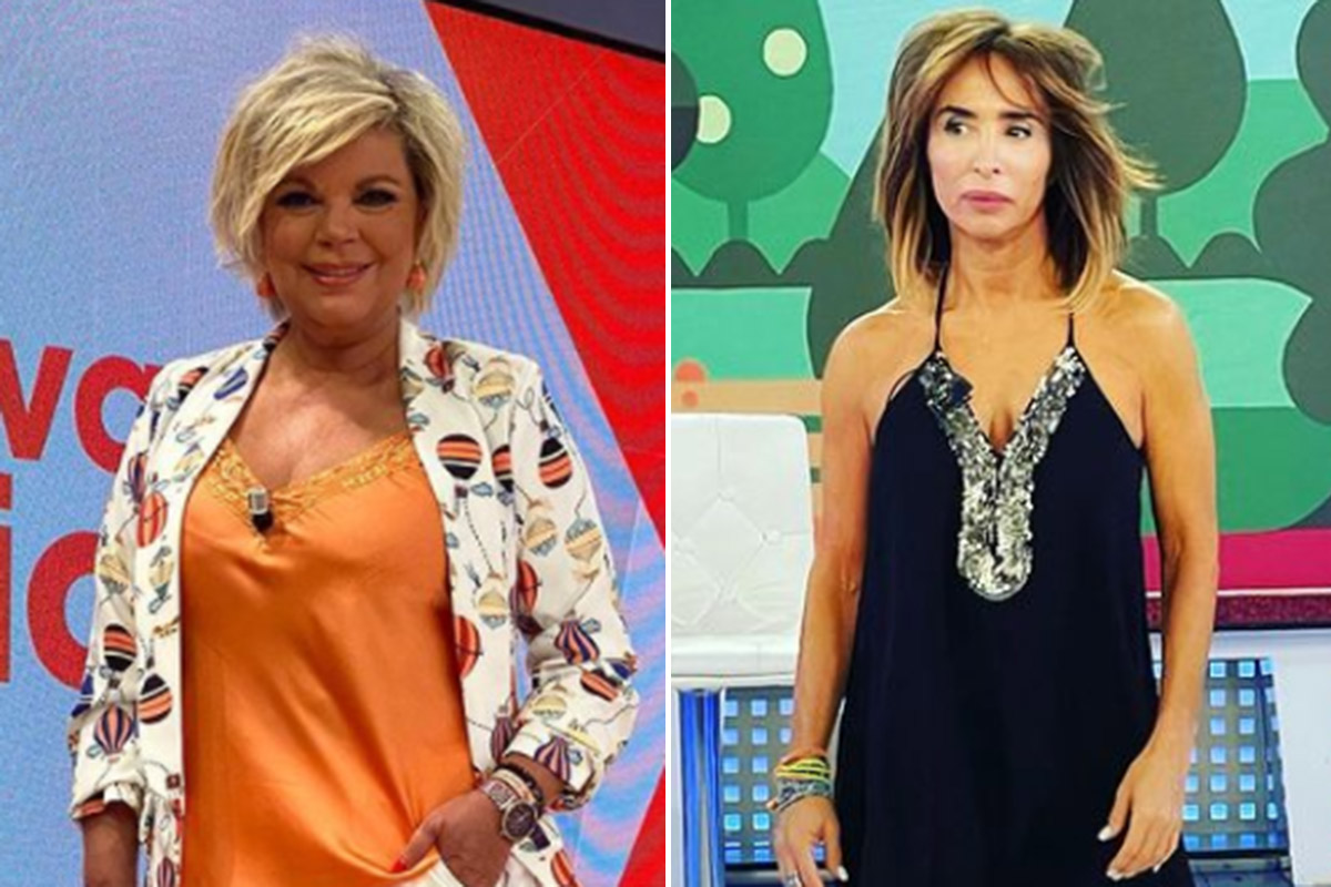 Terelu Campos, María Patiño