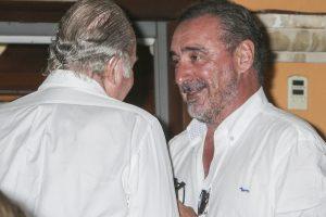 Carlos Herrera, confidencias con el Rey Juan Carlos en Abu Dabi (y la Reina Sofía de cena en Mallorca con sus amigos)