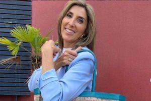Paz Padilla también se apunta a las sandalias de cuerdas del verano