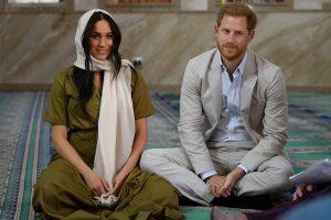 Harry y Meghan, «consternados y sin palabras» por Afganistán en su último mensaje público