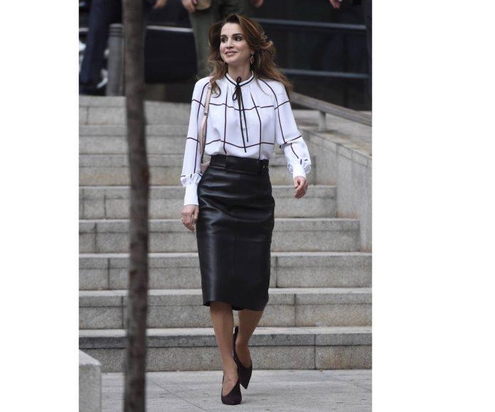 cumpleaños Rania de Jordania