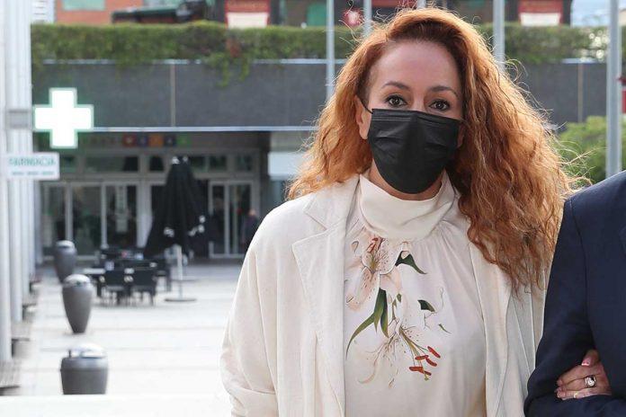 Rocío Carrasco juzgados