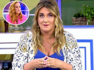 Carlota Corredera desvela por error un fichaje de 'Secret Story' que no gustará a Rocío Carrasco