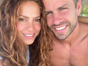 Los selfies de Gerard Piqué nos desvela cómo es la casa en la que vive con Shakira en Barcelona