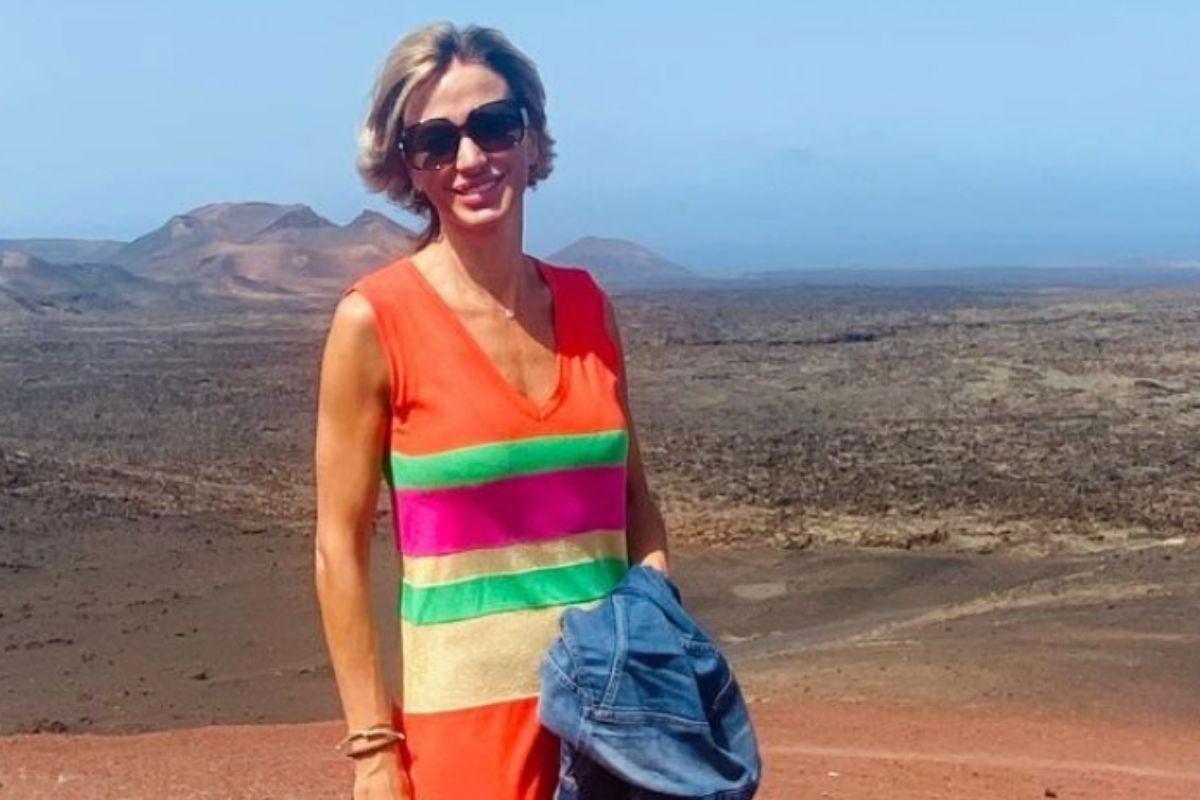 Susanna Griso vacaciones