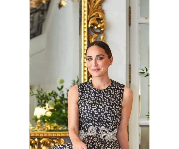 Tamara Falcó vestido invitada perfecto
