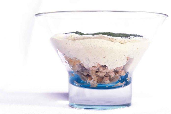 ensalada de atún
