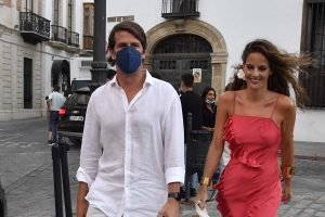 La exclusiva cena preboda de Carlos Cortina y Carla Vega-Penichet con muchos rostros conocidos