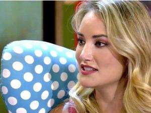 Alba Carrillo carga contra María Patiño en su debut en 'Sálvame': «Me acusó de una cosa muy desagradable»