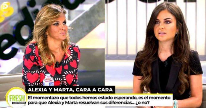 Alexia Rivas Marta López