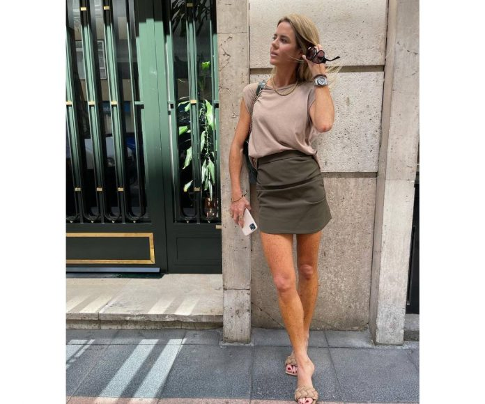 falda Amelia Bono