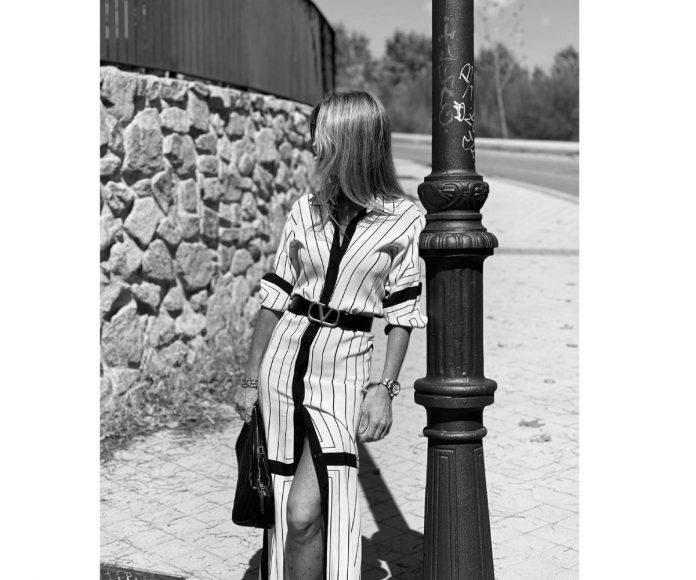 Amelia Bono vestido