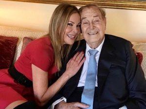 La conmovedora carta de Ana Obregón a su padre, que lucha «como un campeón» en el hospital