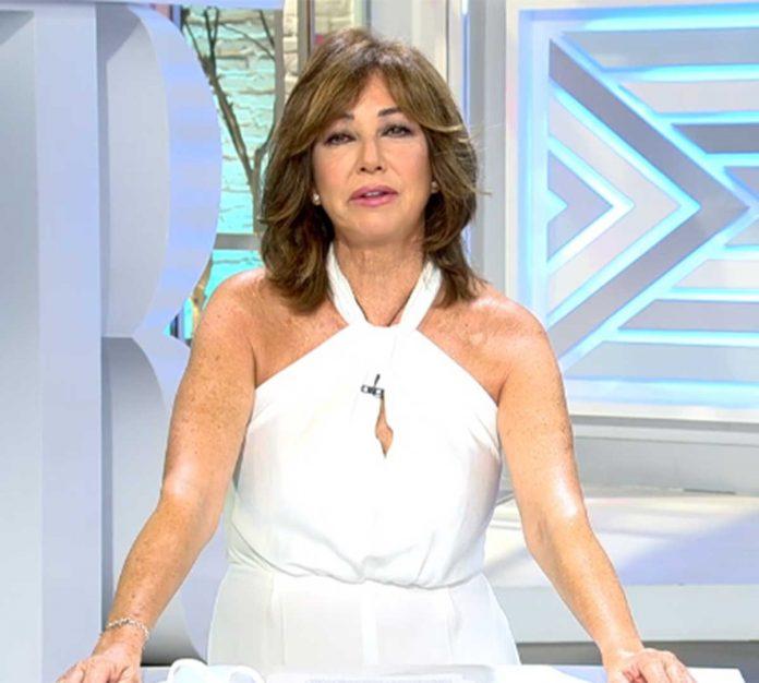 Ana Rosa Quintana plató
