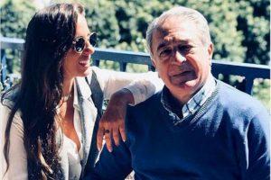 La surrealista reacción de Bernardo Pantoja cuando le preguntan por la boda de su hija Anabel