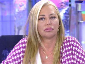 Belén Esteban responde a los ataques de Ylenia Padilla: «No me gusta verla así, está en brote»