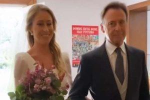 La hija de Matías Prats, Marta, se ha casado