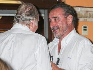 Carlos Herrera revela cómo se encuentra el Rey Juan Carlos tras su reencuentro