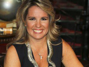 Las otras inquietudes de Carmen Porter, mujer de Iker Jiménez, que nada tienen que ver con el más allá