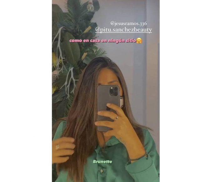 cambio look Chabelita Pantoja