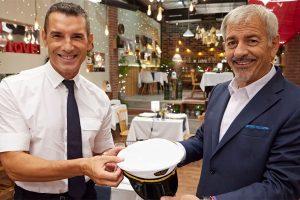 Jesús Vázquez sustituye a Carlos Sobera en su proyecto más rentable