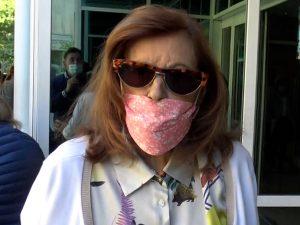 María Teresa Campos acude al hospital tras las feas revelaciones de Bigote Arrocet