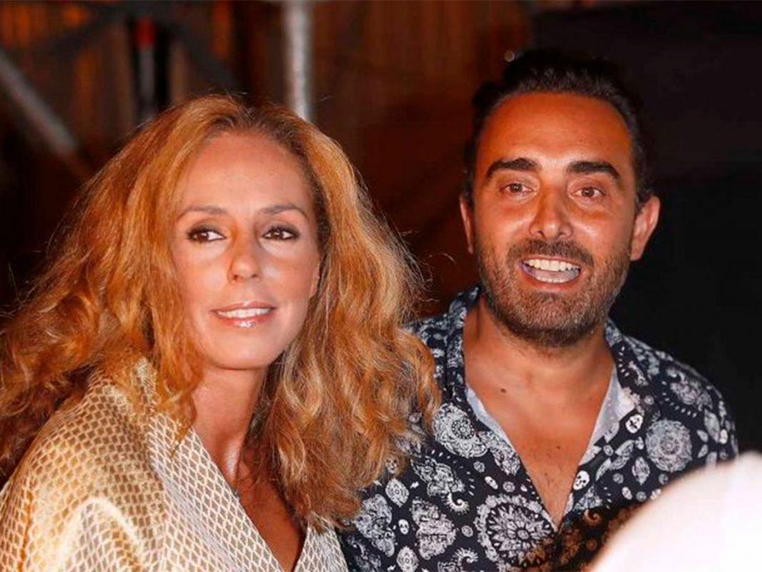 Rocío Carrasco feliz