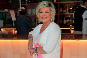 Terelu Campos se va de fiesta con el conjunto que mejor sienta pasados los 50