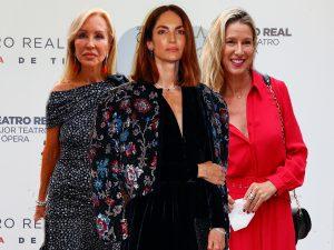 De Carmen Lomana a Eugenia Silva: El Teatro Real se llena de glamour en su arranque de temporada