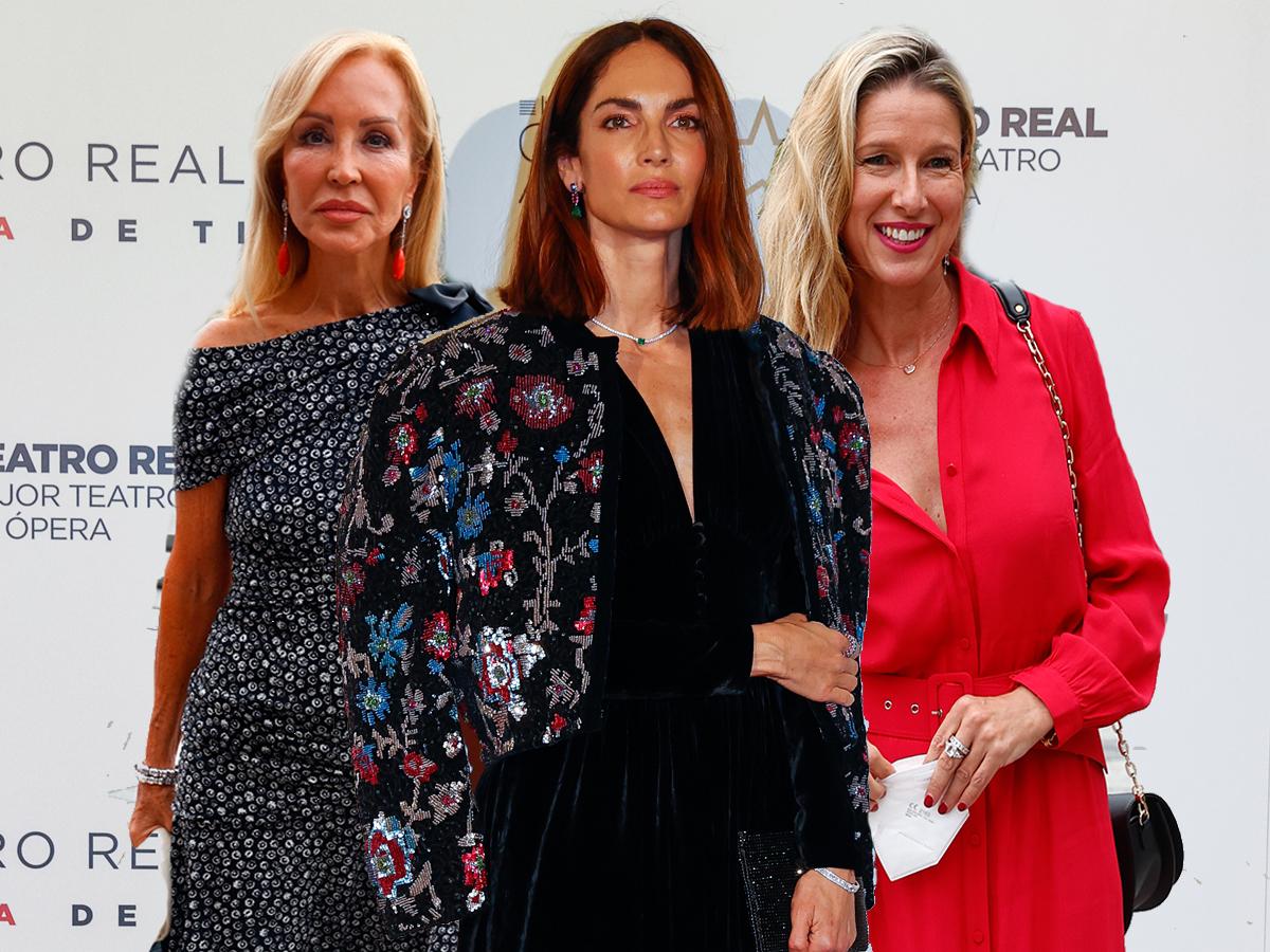 PHOTOCALL  APERTURA DE LA TEMPORADA DEL TEATRO REAL 2020 / 2021