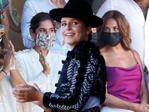 Eugenia Martínez de Irujo, Tana Rivera, Lourdes Montes, Inés Domecq… Despliegue de glamour en Ronda
