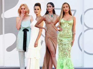 Las mejor y peor vestidas de la Mostra de Venecia 2021