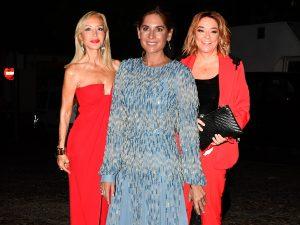 Lourdes Montes, Norma Duval, Carmen Lomana, Raquel Bollo… Todos los looks de los Premios Escaparate
