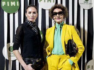 Naty Abascal y Nieves Álvarez derrochan elegancia 'made in Spain' en Milán