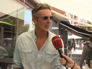 Joaquín Prat habla de su separación de Yolanda Bravo
