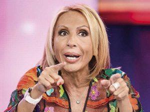 La presentadora Laura Bozzo, en busca y captura por la Interpol por negarse a entrar en prisión