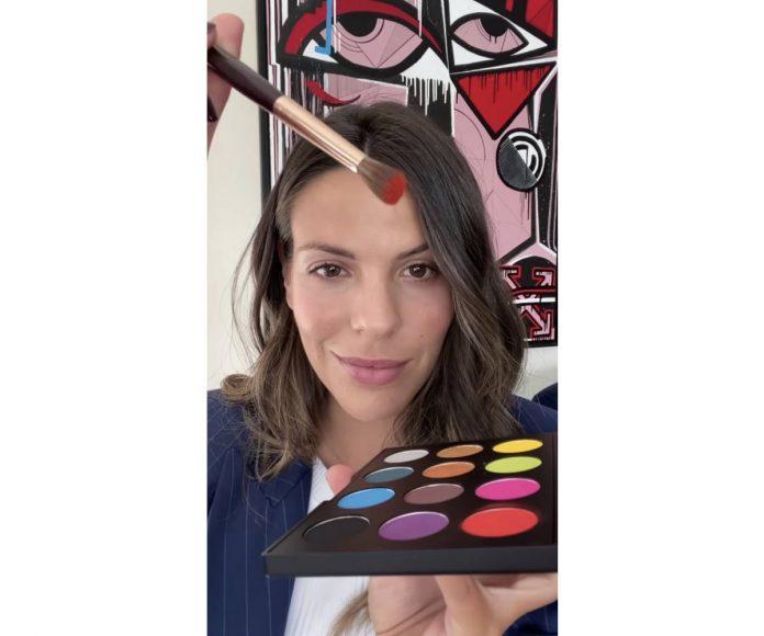 Maquillaje Laura Matamoros