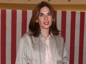Lourdes Montes tiene el look perfecto para la vuelta al cole