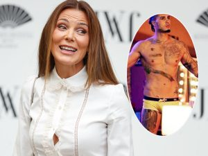 Así reacciona Mar Flores al ver las escenas de sexo de su hijo, Carlo Costanzia