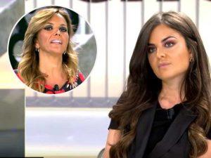 Alexia Rivas y Marta López: su cara a cara más tenso en 'Ya es mediodía'