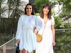 Paula Echevarría le copia el vestido más favorecedor a Nagore Robles