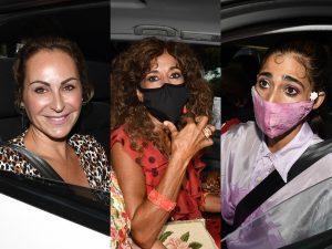 Todos los looks de los invitados a la esperada boda entre Elena Furiase y Gonzalo Sierra