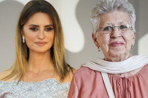 Penélope Cruz hace historia y le dedica su noche más especial a Pilar Bardem